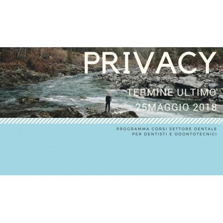 Corso Privacy