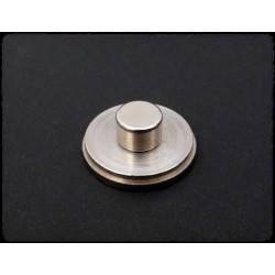 Magnete + contomagnete per articolatore montato