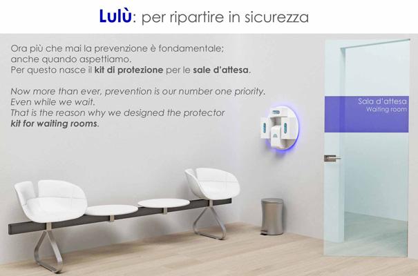 Lulù - kit di protezione