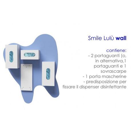 SMILE LULU wall