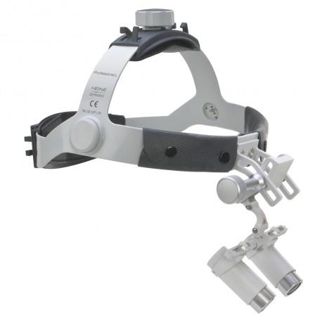 Occhialini Binoculari HEINE HRP con Caschetto Professional L
