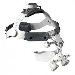 Occhialini Binoculari HEINE HR 2.5x con Caschetto Professional L e S-GUARD