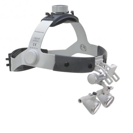 Occhialini Binoculari HEINE HR 2.5x con Caschetto Professional L