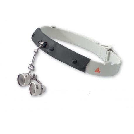 Occhiale Ingranditore Binoculare HEINE 2,3X su fascia Lightweight