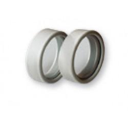 Lenti di protezione per Heine C 2.3X  e C2.3X su fascia Lightweight